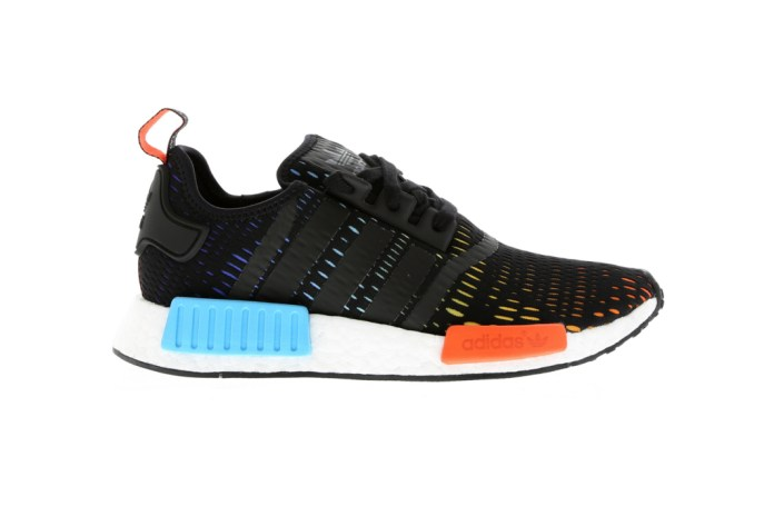 adidas Just Dropped Rainbow-Colored NMDs in Europe