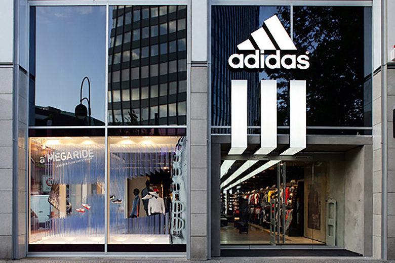 adidas Sales in North America up 32-Percent in the Last Quarter