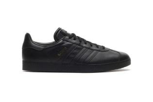 adidas Blacks-Out the Gazelle