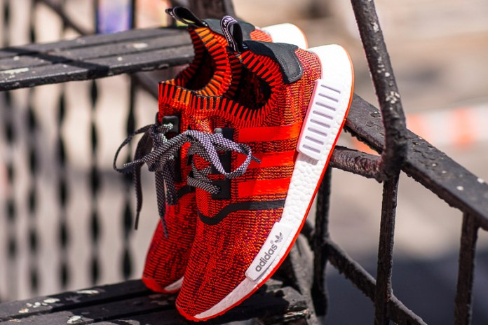 adidas Originals Announces New Flagship Location Along With Limited NMD Silhouette