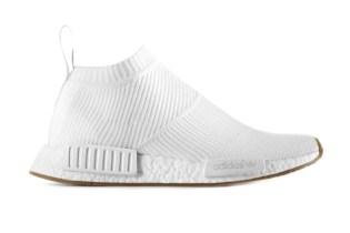 """adidas Originals NMD City Sock """"White/Gum"""""""