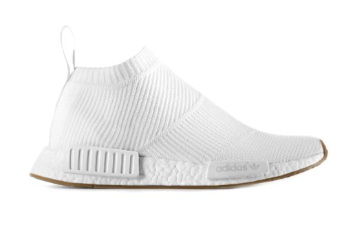 "adidas Originals NMD City Sock ""White/Gum"""