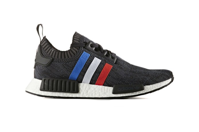 The adidas Originals NMD's Stripes Get a Tricolor Makeover