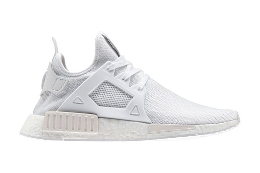adidas Originals Releases The NMD_XR1 in a Crisp White Colorway