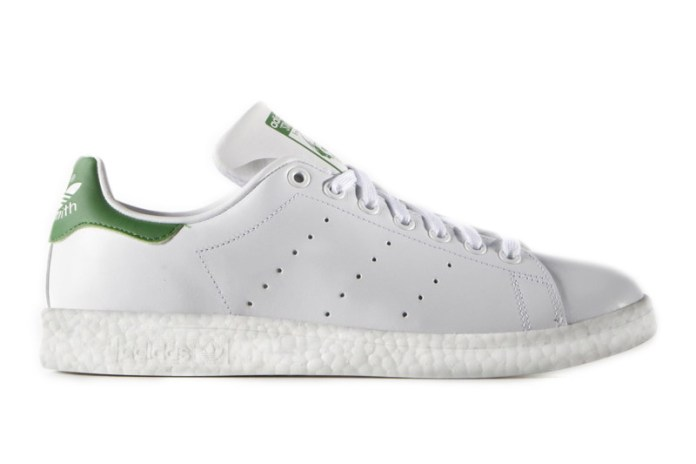 adidas' Stan Smith Might Receive Its Best Makeover yet With Upcoming BOOST Tech Upgrade