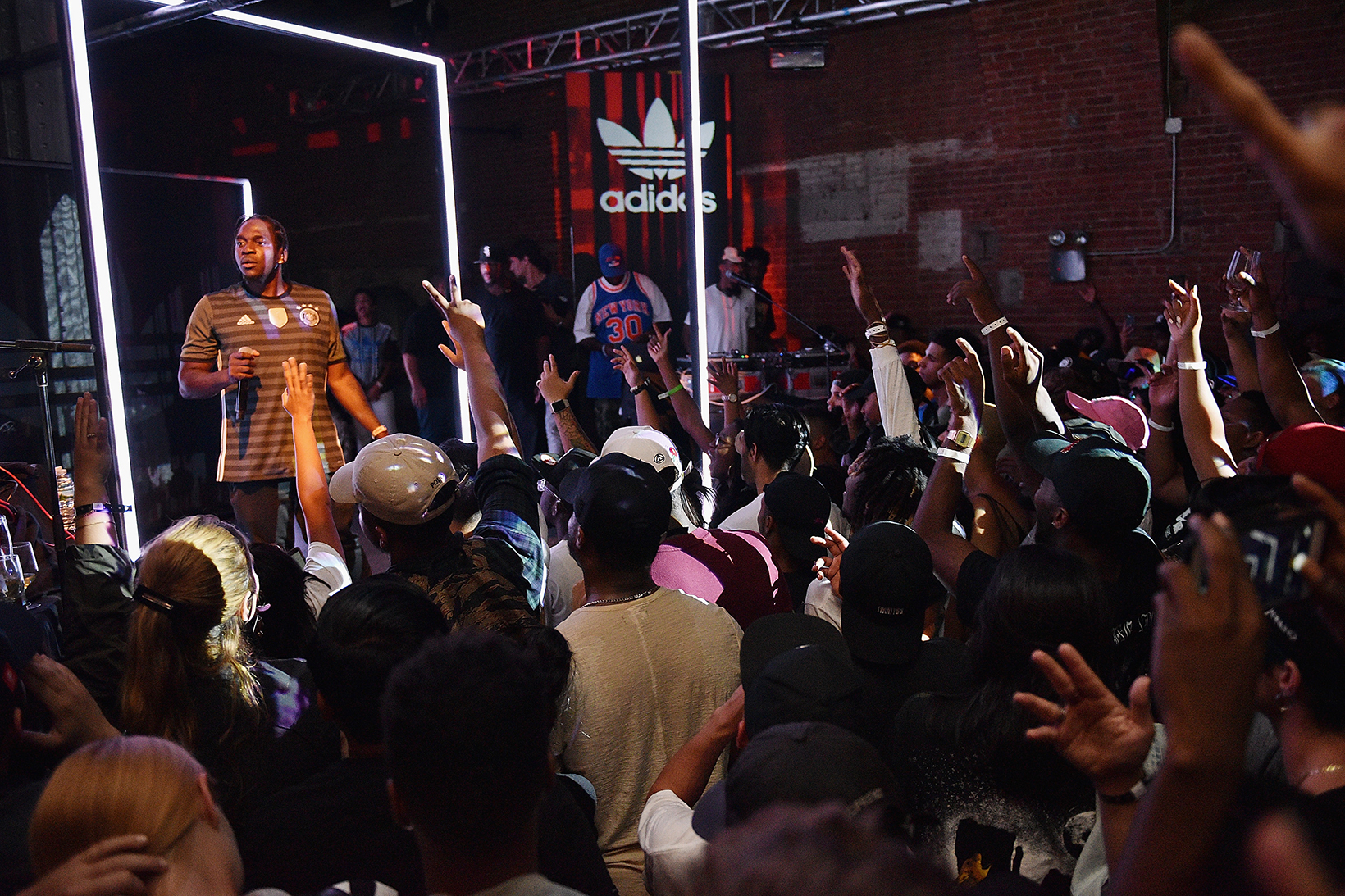 adidas, Pusha T and Desiigner Took NYC to One Last Night at Tunnel