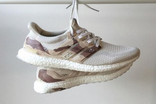 """These Customized UltraBOOSTs Get Dressed in a """"Desert Camo"""" Colorway"""