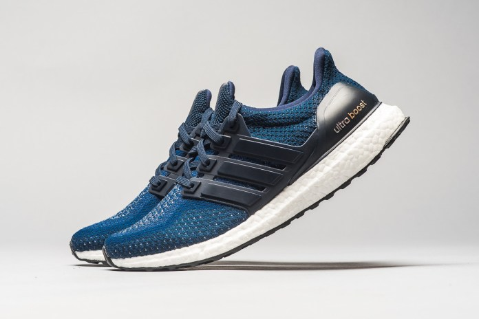 adidas Gives the Ultra Boost a New Blue Colorway