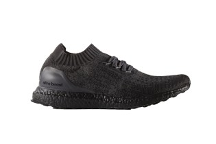 """adidas's Ultra Boost Uncaged """"Triple Black"""" Returns in a Darker Shade"""