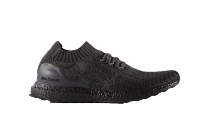 "adidas's Ultra Boost Uncaged ""Triple Black"" Returns in a Darker Shade"