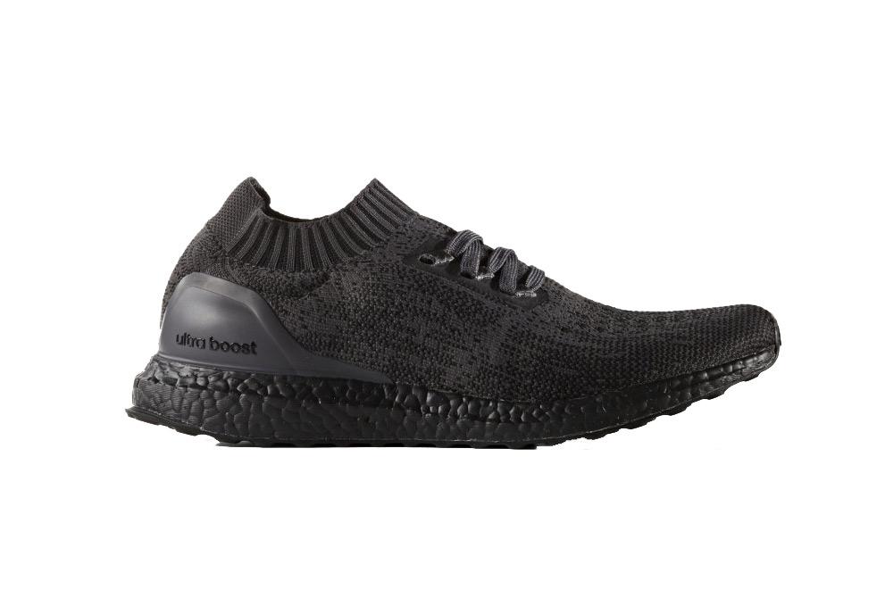 adidas Ultra Boost Uncaged Triple Black Darker