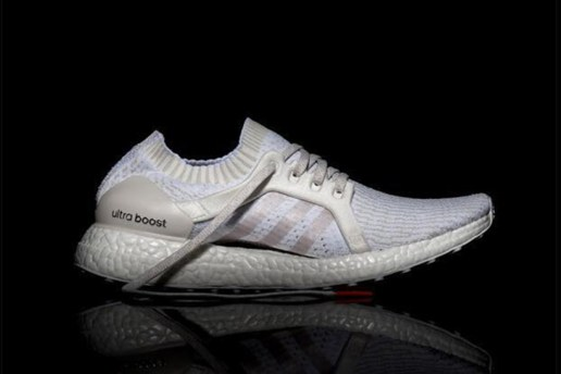 "adidas to Release the Ultra Boost X in ""Triple White"""