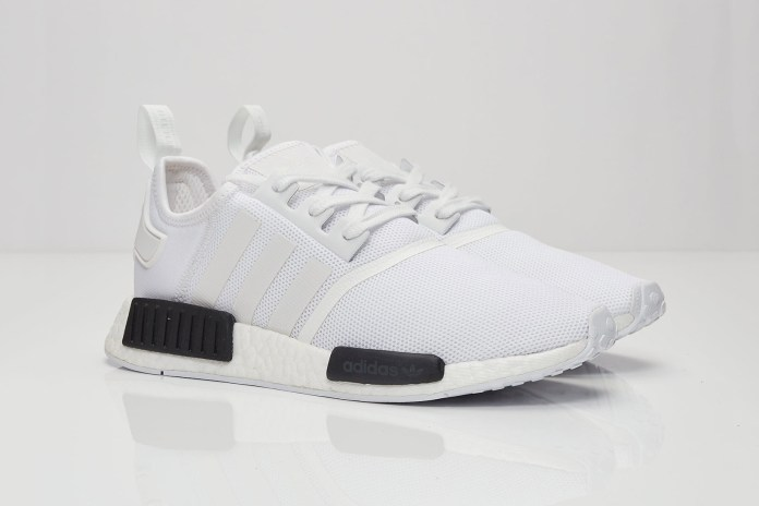 adidas Proves Less Is More With Upcoming NMD R1 Silhouette