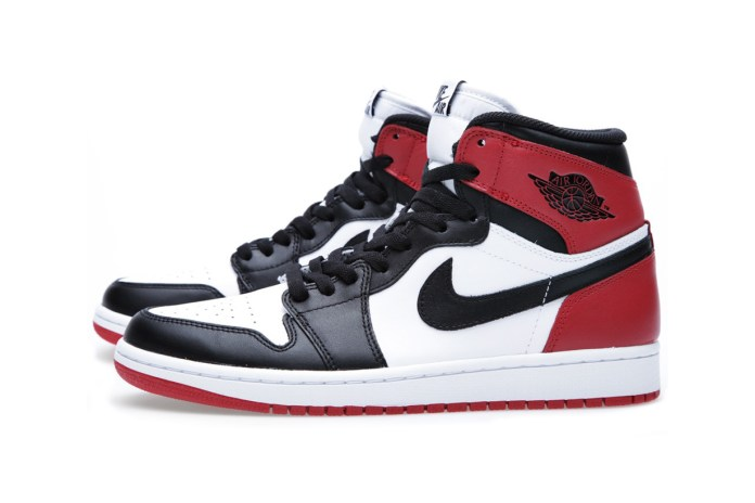 "The Air Jordan 1 ""Black Toe"" Is Set to Return This Year"