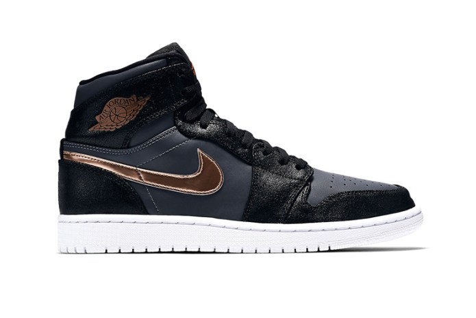 This Air Jordan 1 Pays Tribute to the Bronze Medal
