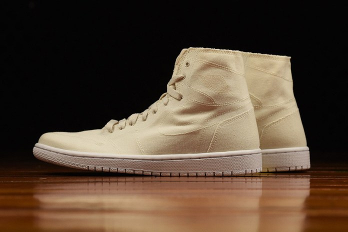 The Iconic Air Jordan 1 Takes Some Design Cues From a Converse Classic