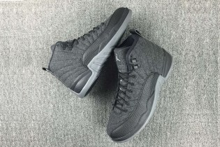 "The Air Jordan 12 ""Wool"" Has a Confirmed Release Date"