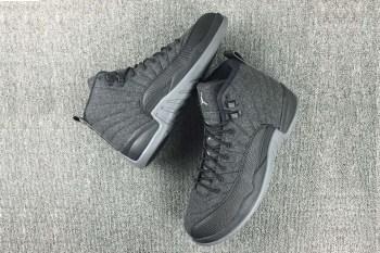 """The Air Jordan 12 """"Wool"""" Has a Confirmed Release Date"""