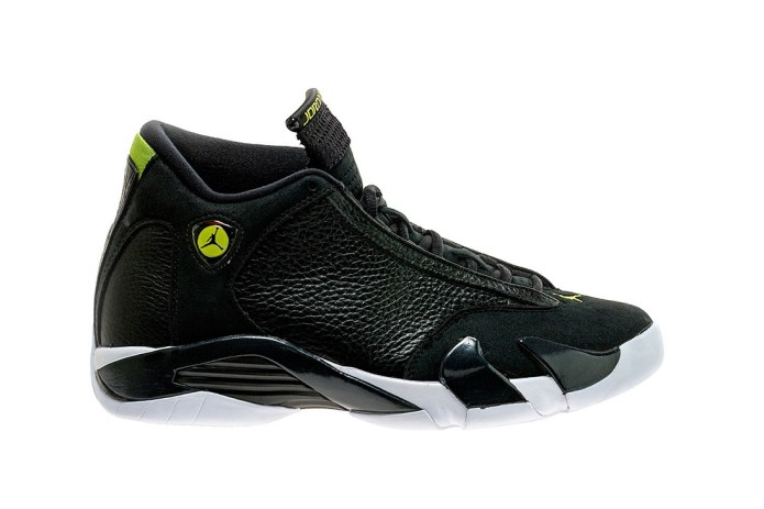 """The Air Jordan 14 """"Indiglo"""" Is Your Blast From the Past"""