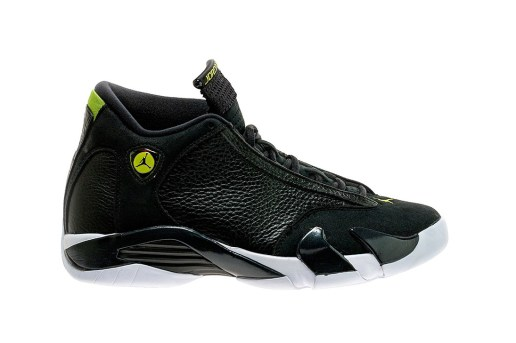 "The Air Jordan 14 ""Indiglo"" Is Your Blast From the Past"