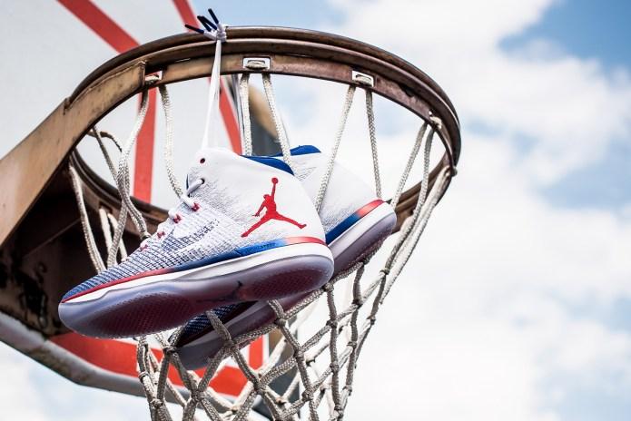 Jordan Brand Drops Team USA's Air Jordan XXXI