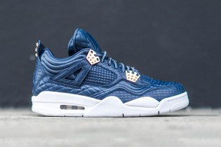 "Another ""Pinnacle"" Edition of the Air Jordan 4 Is on the Way"