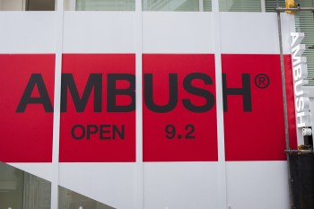 AMBUSH Is Opening Its First Flagship Storefront Next Month