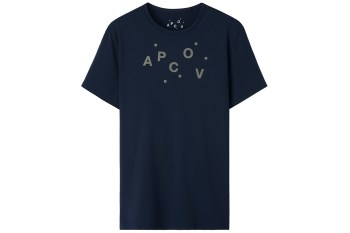 A.P.C. and Outdoor Voices Join Forces to Unveil the Activewear-Inspired A.P.C.O.V. Collection