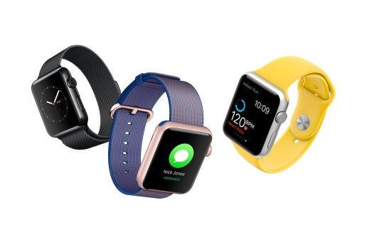 Here's What We Know So Far About the Apple Watch 2