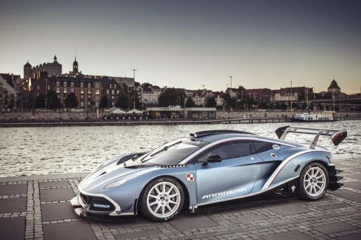 The Arrinera Hussarya GT Takes a Road Trip Across Poland