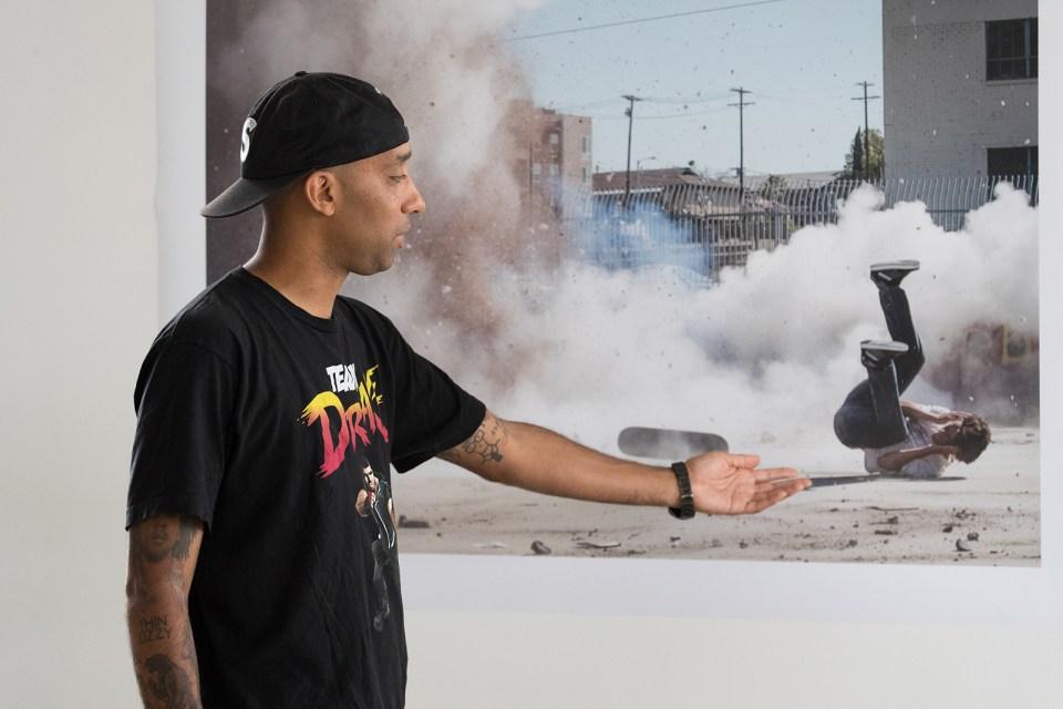 Atiba Jefferson Launches Never Work Exhibit with ...