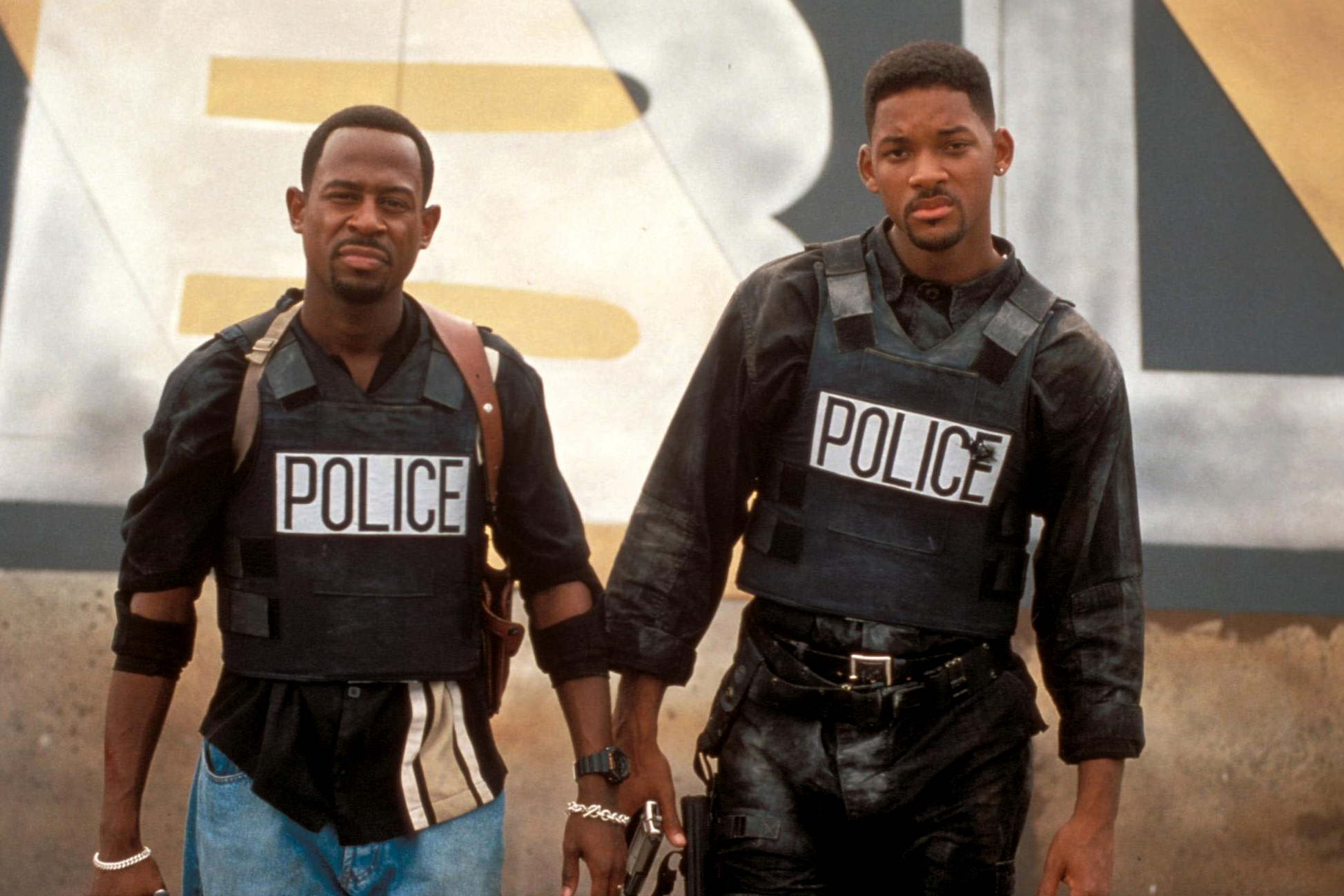 'Bad Boys 3' Has a Title and Release Date... For Now