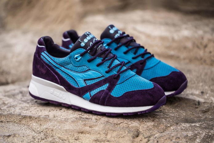 "BAIT x Dreamworks x Diadora Unleash the N.9000 ""Skeletor"""