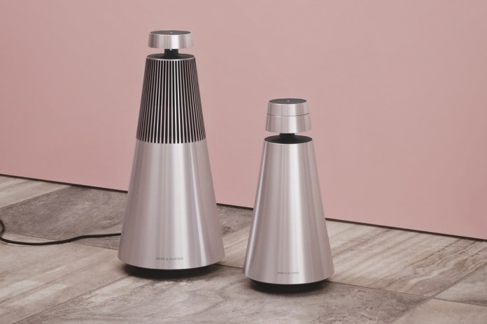 Bang & Olufsen's New BeoSound Speakers Project 360-Degree Sound