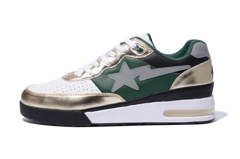 A Bathing Ape Unveils the Roadsta in Another New Colorway