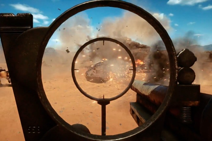 EA Offers Another Look at the Harrowing Gameplay of 'Battlefield 1' at Gamescom