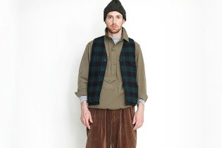 The Beams Plus 2016 Fall/Winter Collection Balances Cozy and Rugged Looks