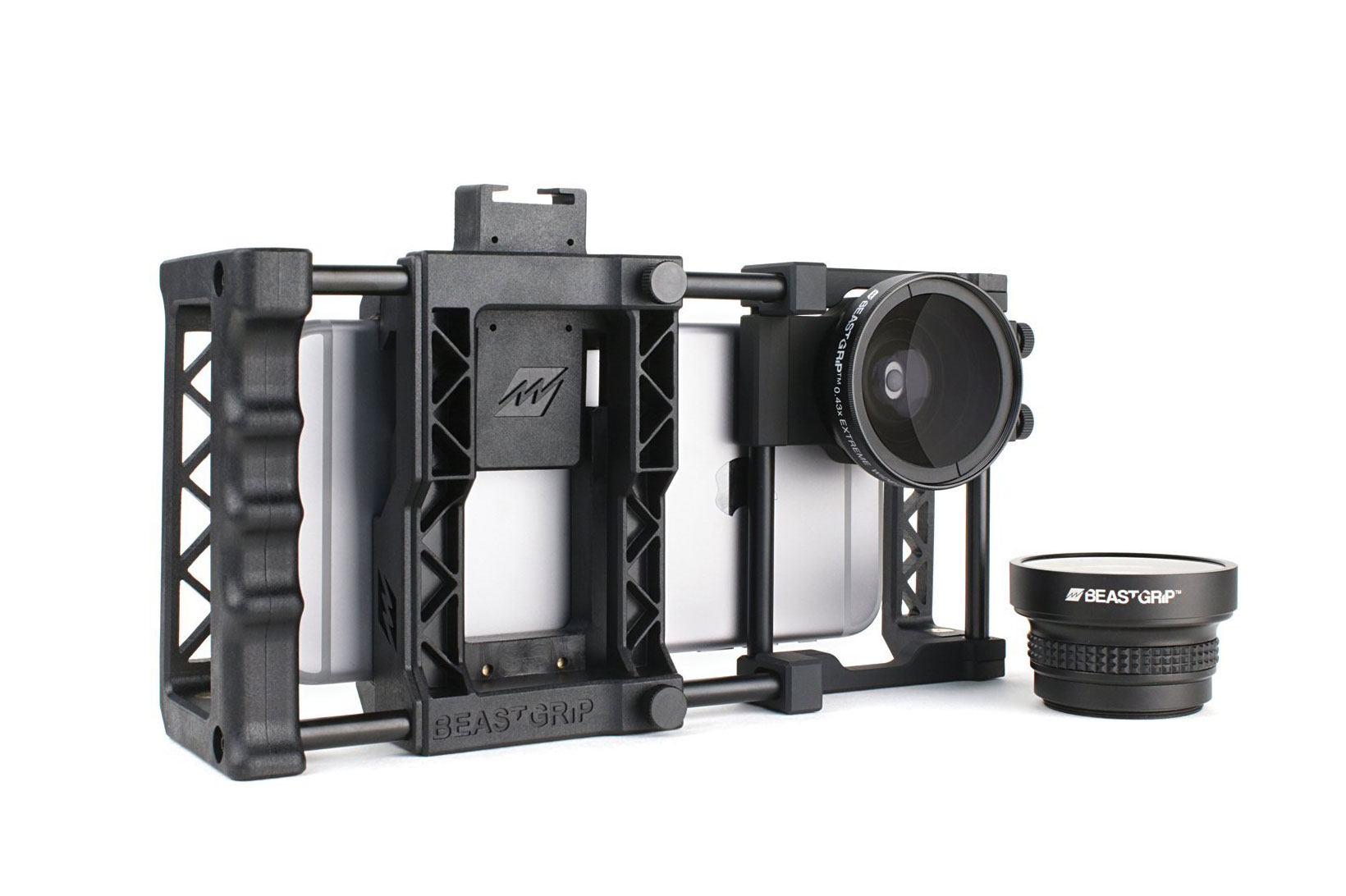 BeastGrip's Phone Camera Rig Allows for a Variety of Add-Ons