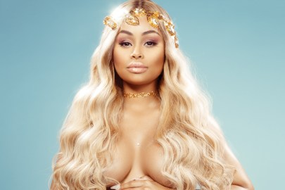 "Blac Chyna Fronts 'PAPER' Magazine's ""1000 Beautiful People"" Issue"
