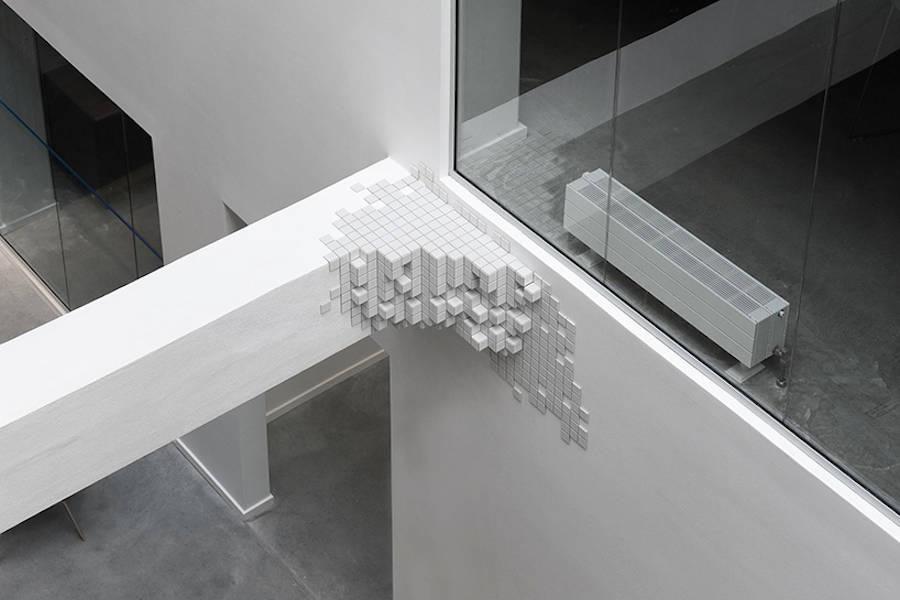 This Danish School Incorporates Pixelation in Its Architecture