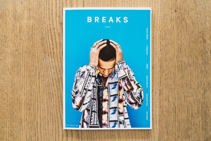 Breaks Unveils First Print Magazine & Lucien Clarke Film