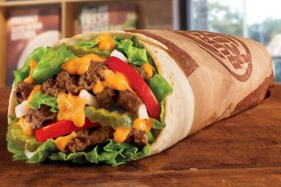 Move Over, Chipotle: Burger King Introduces the Whopperito