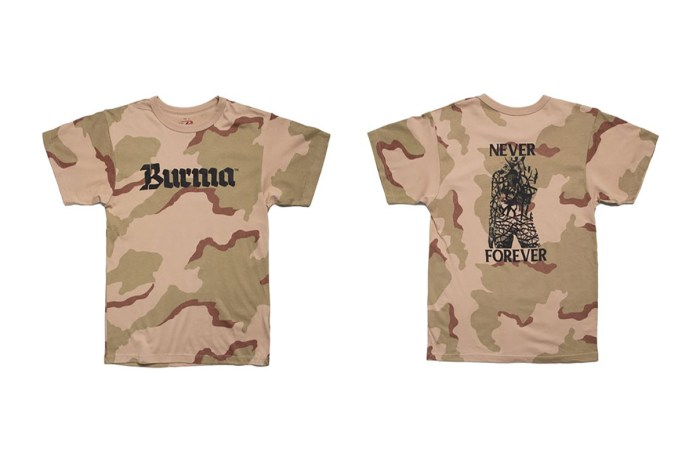 """A First Look at BURMA's Extremely Limited """"Tu Mirá"""" T-Shirt Collection"""