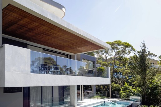 This Upscale, Modern Home From Australia Boasts Perfect Geometry