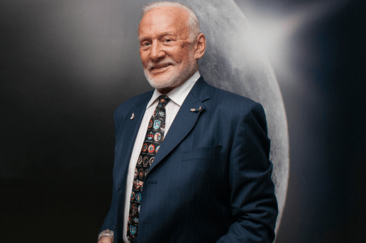 Astronaut Buzz Aldrin Partners With OMEGA to Design a Watch That Will Travel to Mars