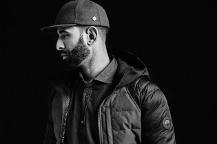 Canada Goose Reveals Limited-Edition Jacket via MLB All-Star Slugger José Bautista