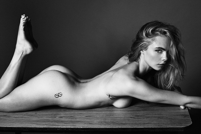 Cara Delevingne Bares All in New Interview