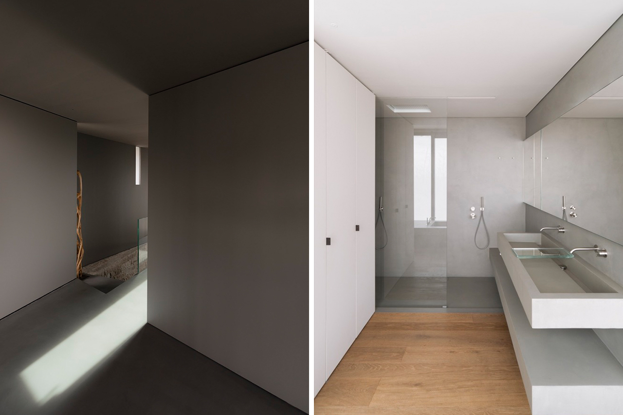 Casa di chiari e stefano natural light home hypebeast for Natural light in homes
