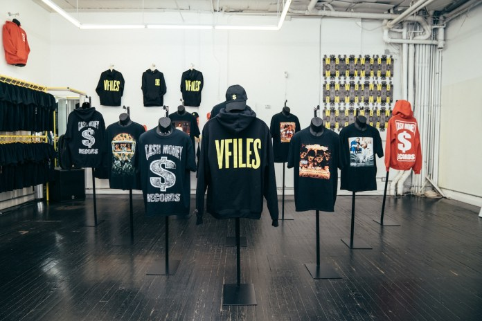 An Inside Look at the Cash Money Records Pop-Up Shop at VFILES