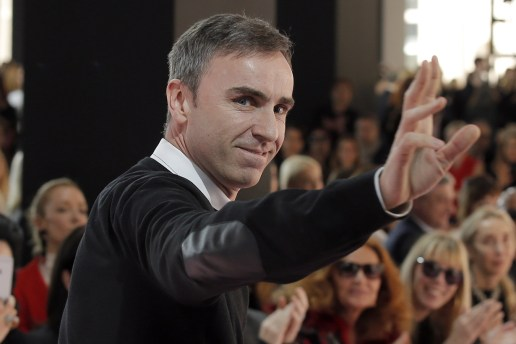 CEO of Calvin Klein Lays out Impact Raf Simons Will Have on Brand